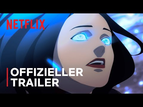 The Witcher: Nightmare of the Wolf   Offizieller Trailer   Netflix
