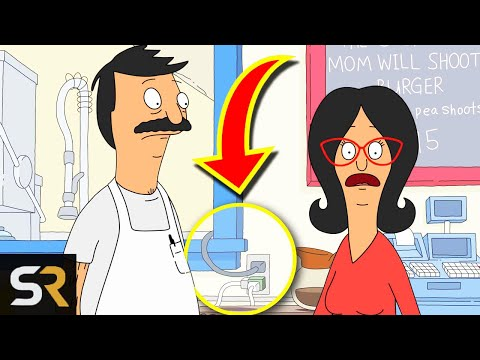 25 Things You Missed In Bob's Burgers