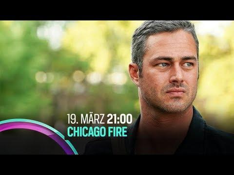 Chicago Fire Staffel 6 - Kelly Severide