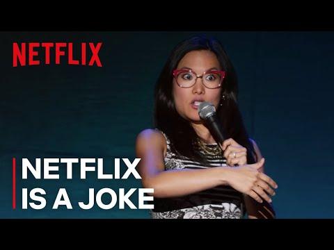Ali Wong: Baby Cobra - The Pregnant Female Comedian   Netflix Is A Joke