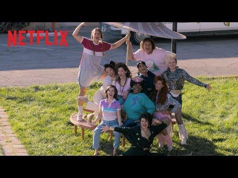GLOW: Staffel 2 | Offizieller Trailer | Netflix