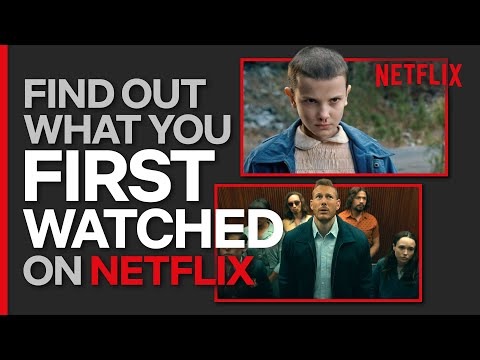 How To See The Very First Thing You Watched On Netflix (Official How-To Guide)