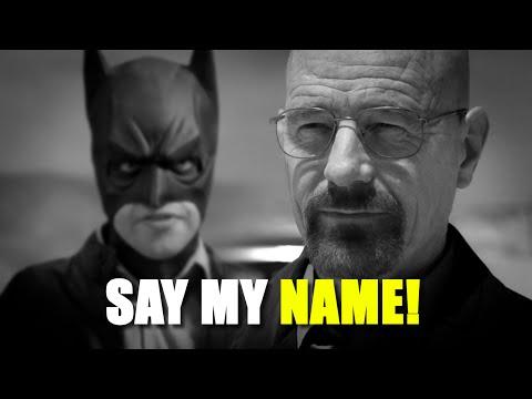 BREAKING BAT - Batman in Famous TV Scenes