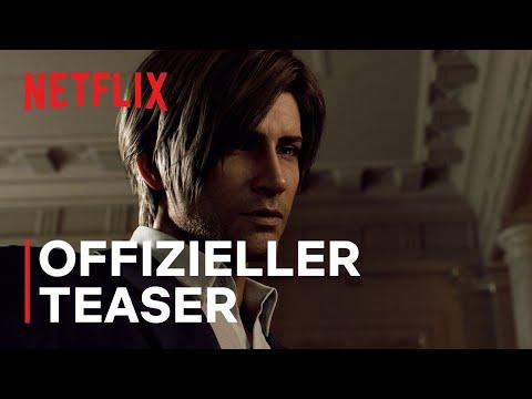 Resident Evil: Infinite Darkness   Die Figuren (Trailer)   Netflix