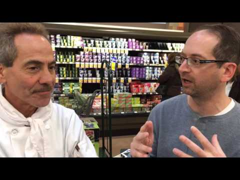 """Talking with """"The Soup Nazi"""""""