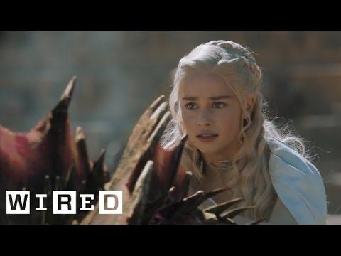 Game of Thrones: Season 5 Special FX | Design FX