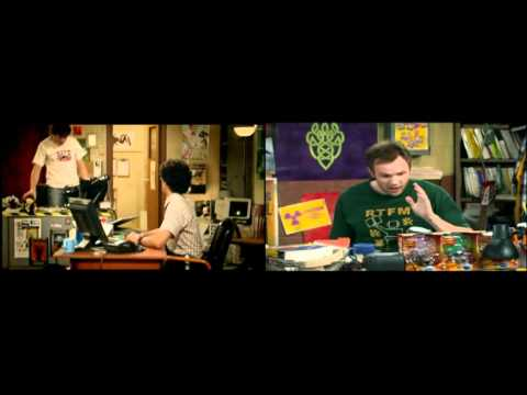 IT Crowd Sync Up