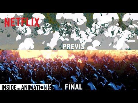 LOVE DEATH + ROBOTS | Inside the Animation: Suits | Netflix