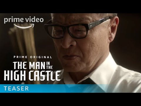 The Man in the High Castle Season 2 Official Teaser | Prime Video