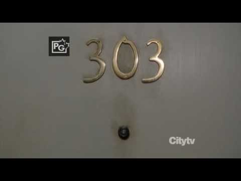 """Community Easter Egg - """"Didn't they say 304? No, 303. I wrote it down twice."""""""