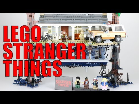 LEGO Stranger Things The Upside Down 75810: All Details!