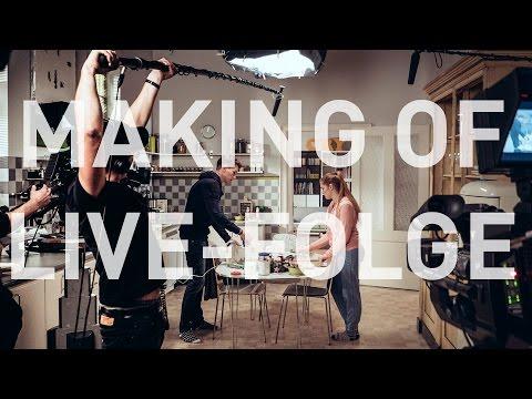 Making of LIVE-Folge