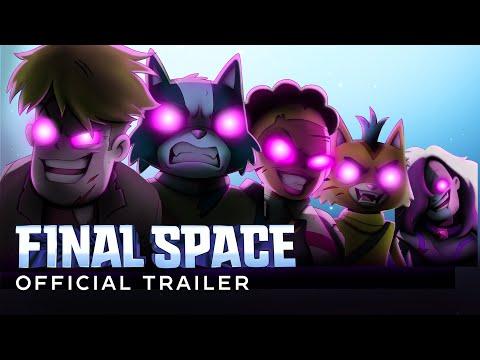 Final Space SEASON 3 Official Trailer