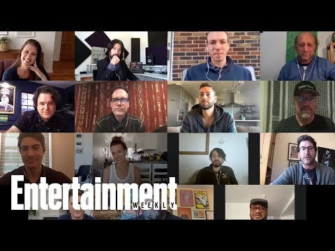'Chuck' Table Read | EW Reunions | Entertainment Weekly