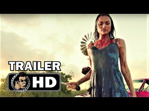 BLOOD DRIVE Official Trailer (HD) Syfy Grindhouse Series