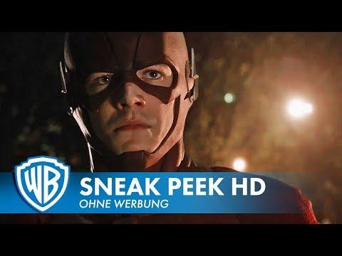 THE FLASH Staffel 3 - 5 Minuten Sneak Peek Deutsch HD German (2017)