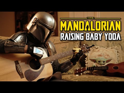 The Mandalorian: Raising Baby Yoda (Fan Film)