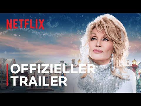 """Dolly Parton's Christmas on the Square"" mit Christine Baranski   Offizieller Trailer   Netflix"
