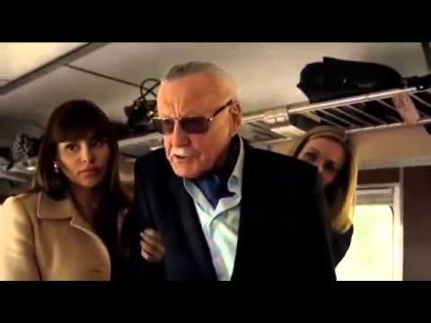 Stan Lee Cameo in Agents of SHIELD 1×13