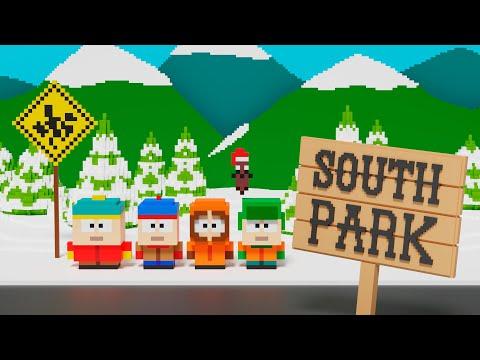 SOUTH PARK MINECRAFT