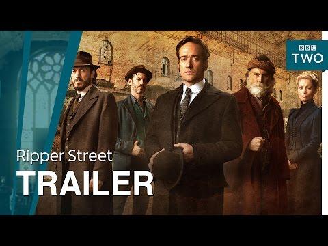 Ripper Street: Series 4 Trailer - BBC Two