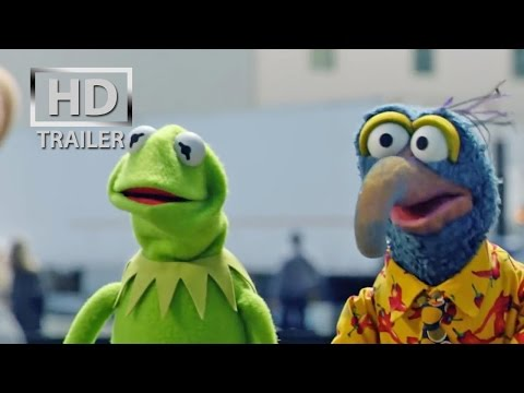 The Muppets   official trailer (2015) Kermit Miss Piggy
