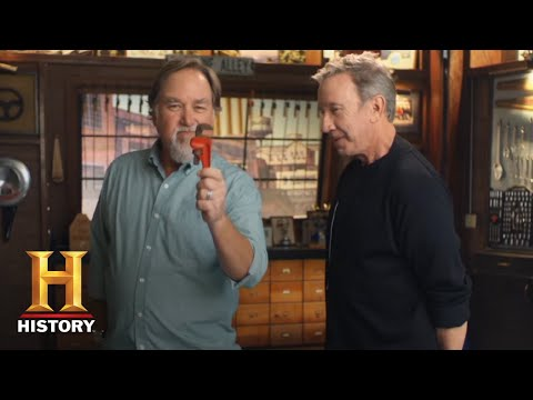 """Tim Allen & Richard Karn Reunite for """"Assembly Required"""" l New Episodes Tuesdays at 10/9c"""