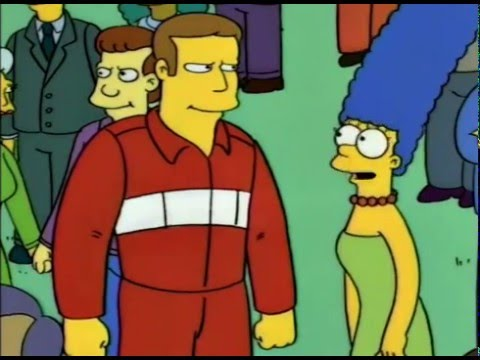 I'm Lee Majors, Will You Come Away With Me? (The Simpsons)