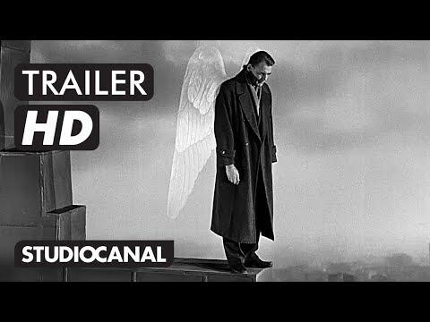 DER HIMMEL ÜBER BERLIN Trailer Deutsch   4K restaurierte Wiederaufführung ab 12. April 2018 im Kino!