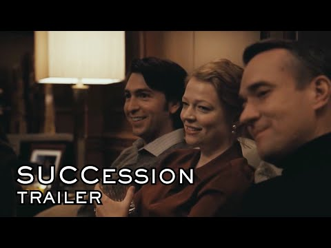 Succession but it's a Romantic Comedy (TRAILER)   Tom and Greg