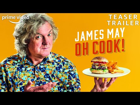 James May: Oh Cook   Teaser Trailer   Prime Video