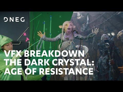 The Dark Crystal: Age of Resistance   VFX Breakdown   DNEG