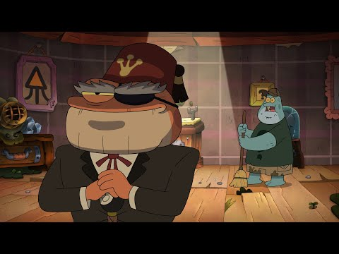 Gravity Falls References in Other Shows