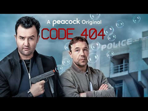 Code 404 | Official Trailer | Peacock