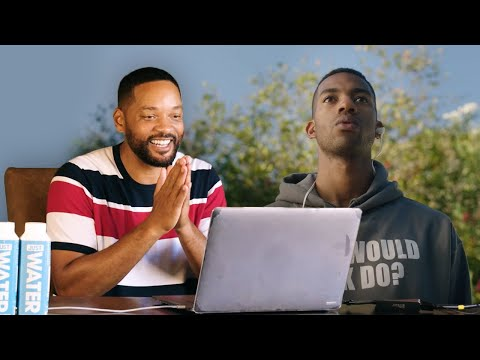 """I have news about that """"Bel-Air"""" trailer..."""