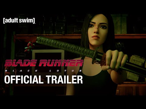 BLADE RUNNER: BLACK LOTUS | Official Trailer | adult swim