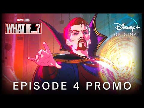 Marvel's WHAT IF…? (2021) EPISODE 4 PROMO TRAILER | Disney+