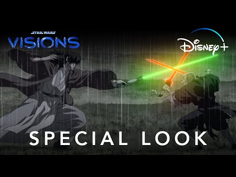 STAR WARS: VISIONS | SPECIAL LOOK | DISNEY+