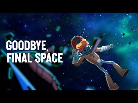 goodbye final space