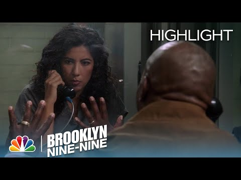 Brooklyn Nine-Nine - Captain Holt Reminds Rosa She Is More Than Just a Number (Episode Highlight)