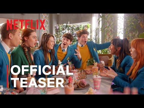 Misfit: the Series | Official Teaser | Netflix