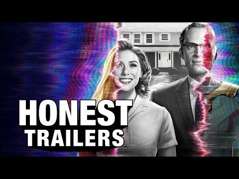 Honest Trailers   WandaVision