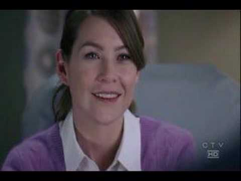 Meredith & Ellis Grey: What happened to you!!?
