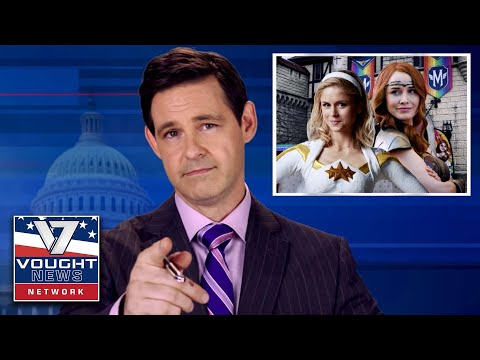 Vought News Network: Seven on 7 with Cameron Coleman (September 2021)