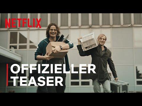 The Billion Dollar Code | Offizieller Teaser | Netflix