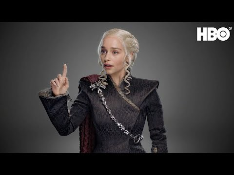 John Oliver's Commentary on HBO's Intro ft. GOT Cast & More