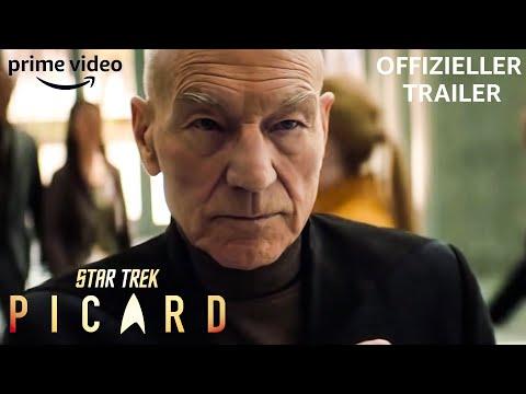 Star Trek Picard   Offizieller Trailer   Staffel 1   Prime Video DE