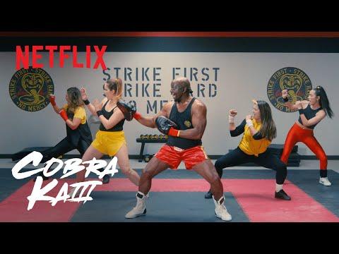 Cobra Kai | Cobra Kai Bo Workout with Sensei Billy Blanks | Netflix