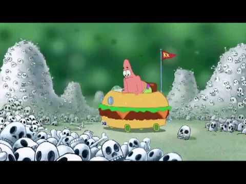 Spongepulp Fictionpants - The Movie