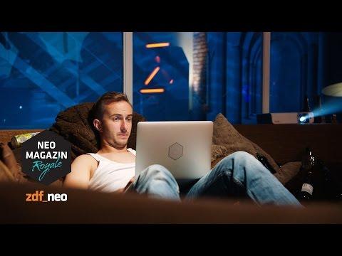 Besoffen bei Facebook | NEO MAGAZIN ROYALE mit Jan Böhmermann - ZDFneo